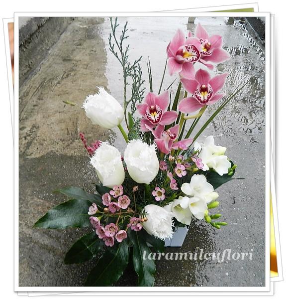 Aranjamente Din Flori De Primavara Taramulcufloriro
