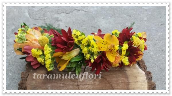 Coronite crizanteme si alstroemerie.004