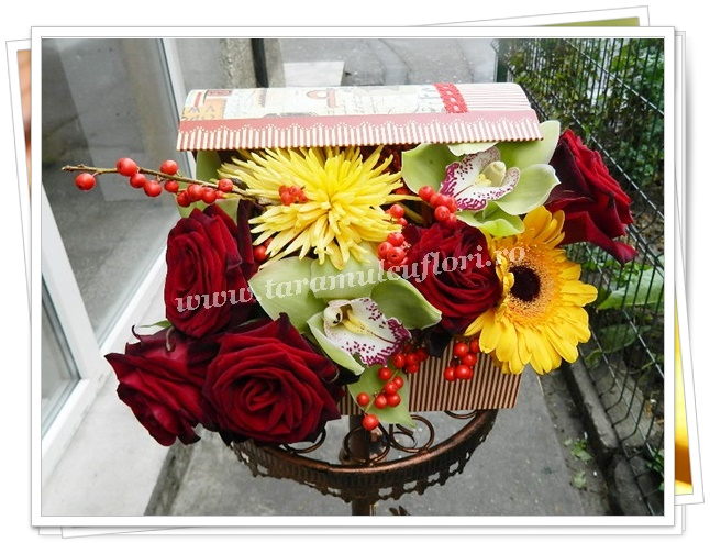 Cufar cu flori.9288