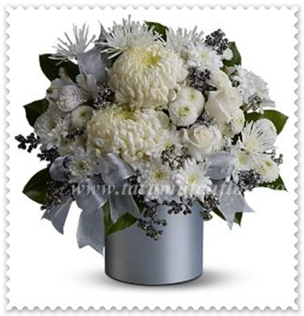 Aranjamente florale de iarna.004