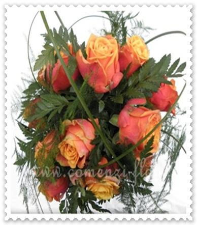 Buchete de trandafiri 179