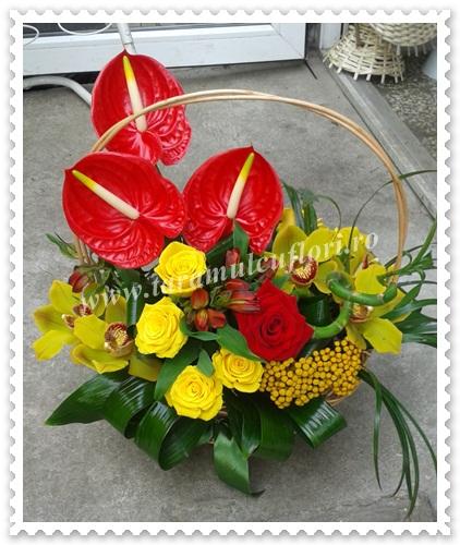 Cosuri cu flori.4518