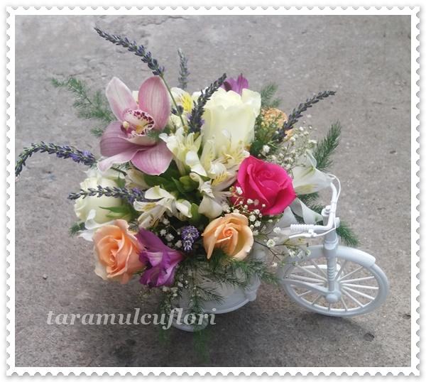 Biciclete cu flori.5831