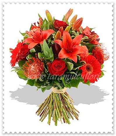 Buchete de flori.7662
