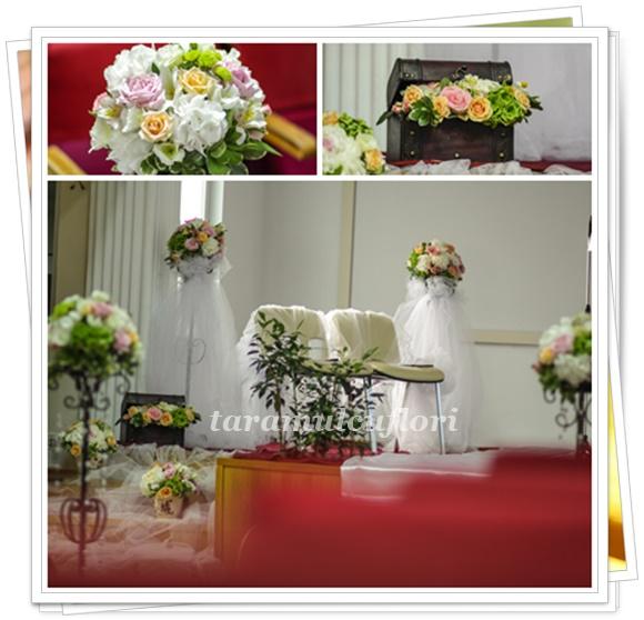 """Buchet floral """"Prima intalnire"""""""