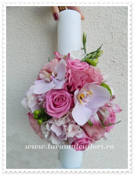 Lumanari de nunta scurte.0385