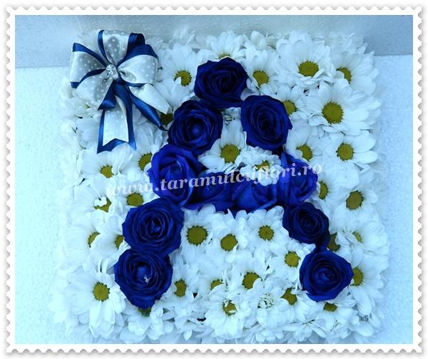 Arajament floral personalizat.0403