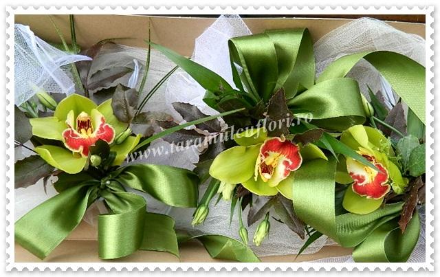 Aranjamente florale cristelnite.Ghirlande cristelnita.5619