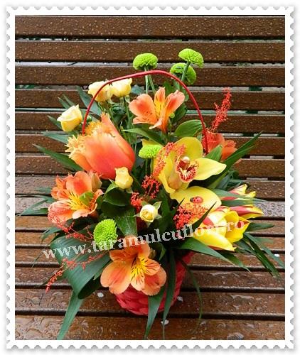 Cosuri cu flori de primavara.5883