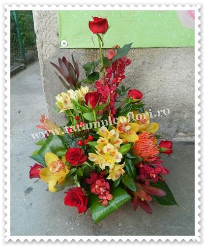 Aranjamente florale.7234