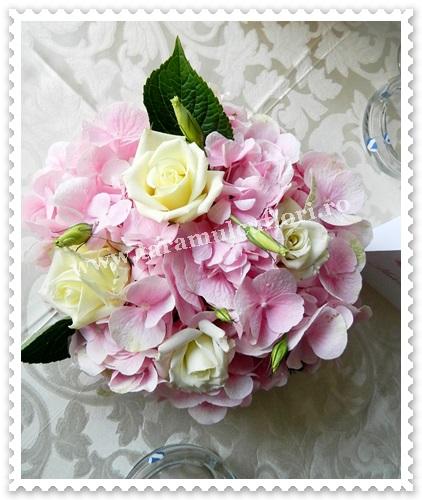 Aranjamente florale mese botez.7497