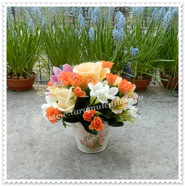 Aranjamente florale.8501