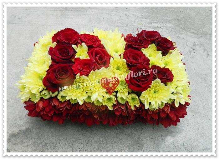 Aranjamente florale personalizate.8792