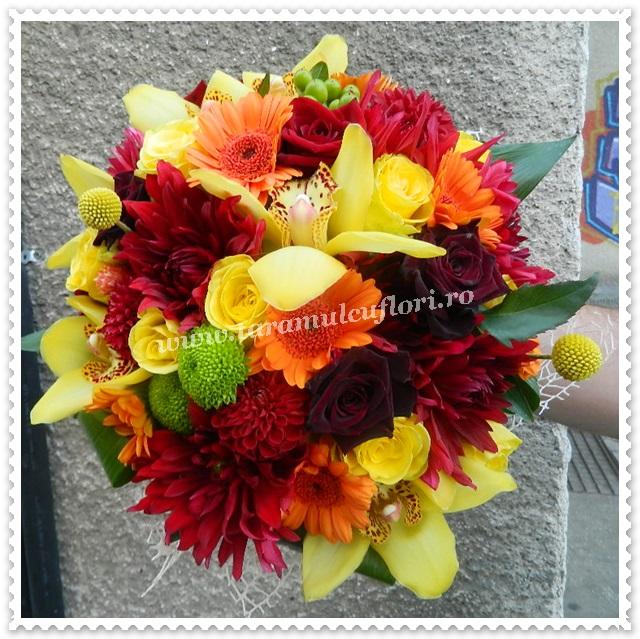 Buchete de flori 9121