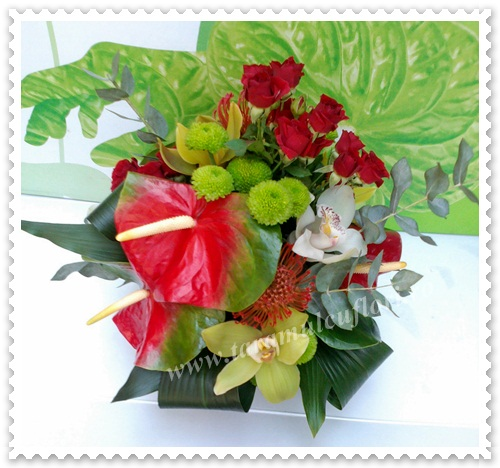 Cosuri cu flori. 0596