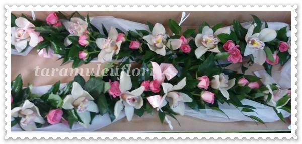 Aranjamente florale pentru cristelnite.1410