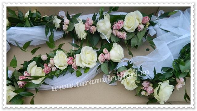Aranjamente florale cristelnita botez.8274