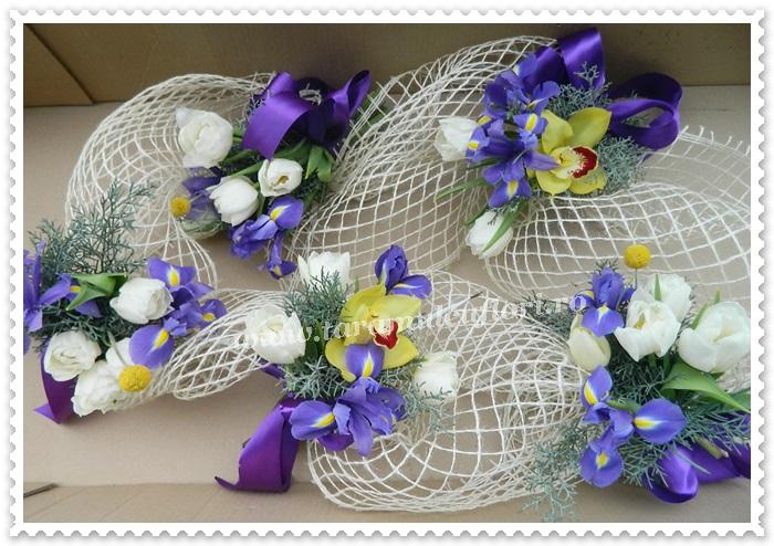 Aranjamente florale cristelnita botez.8332