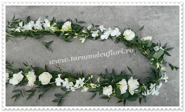 Aranjamente florale cristelnita botez.8525